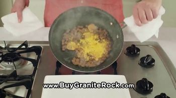 Granite Rock Pan TV Spot, 'Just Doesn't Stick'