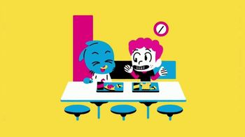 Cartoon Network TV Spot, 'Stop Bullying, Speak Up: Including Someone Can Make a Difference'
