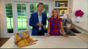 Lamb Weston Grown in Idaho TV Spot, 'Hallmark Channel: Home & Family How-To' - 10 commercial airings
