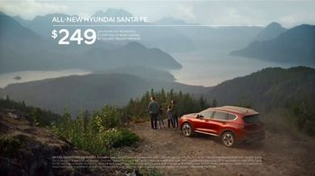 2019 Hyundai Santa Fe TV Spot, 'The Journey: Built to Last' Song by Johnnyswim [T2] - Thumbnail 9