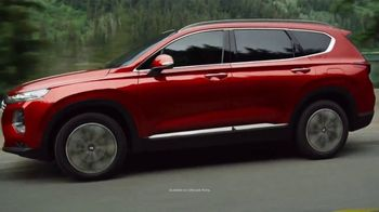 2019 Hyundai Santa Fe TV Spot, 'The Journey: Built to Last' Song by Johnnyswim [T2] - Thumbnail 3