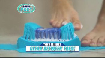 Fresh Feet TV Spot, 'Always Clean'