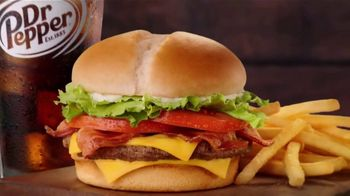 Jack in the Box BLT Cheeseburger Combo TV Spot, 'Mr. Wigglesworth' - Thumbnail 3