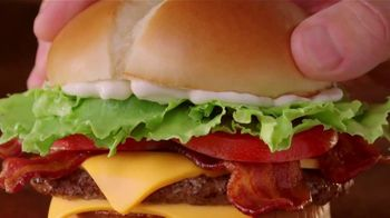 Jack in the Box BLT Cheeseburger Combo TV Spot, 'Mr. Wigglesworth' - Thumbnail 4