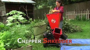 DR Chipper Shredder TV Spot, 'Clean Up the Smart Way'