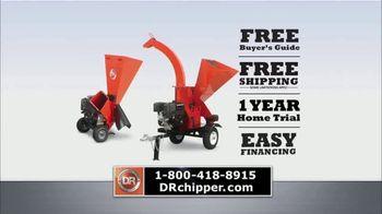 DR Chipper Shredder TV Spot, 'Clean Up the Smart Way' - Thumbnail 9