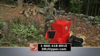DR Chipper Shredder TV Spot, 'Clean Up the Smart Way' - Thumbnail 2