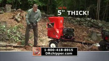 DR Chipper Shredder TV Spot, 'Clean Up the Smart Way' - Thumbnail 4