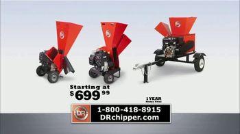 DR Chipper Shredder TV Spot, 'Clean Up the Smart Way' - Thumbnail 6