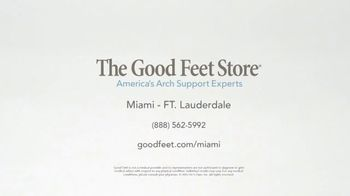 The Good Feet Store TV Spot, 'Ava's Good Feet Arch Support Story' - Thumbnail 10
