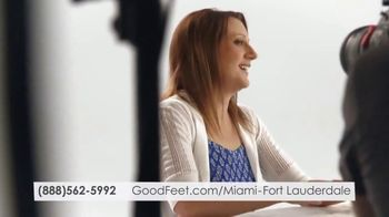 The Good Feet Store TV Spot, 'Ava's Good Feet Arch Support Story' - Thumbnail 5