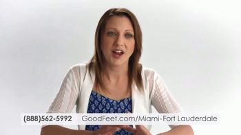 The Good Feet Store TV Spot, 'Ava's Good Feet Arch Support Story' - Thumbnail 6