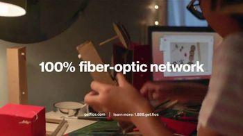 Fios by Verizon TV Spot, 'It's Time: $100 Prepaid Card' - Thumbnail 3