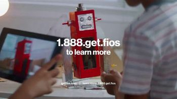 Fios by Verizon TV Spot, 'It's Time: $100 Prepaid Card' - Thumbnail 7