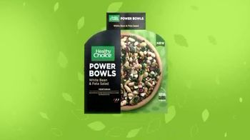 Healthy Choice Plant-Based Power Bowls TV Spot, 'White Bean & Feta Salad' - Thumbnail 10