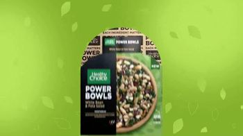 Healthy Choice Plant-Based Power Bowls TV Spot, 'White Bean & Feta Salad' - Thumbnail 2