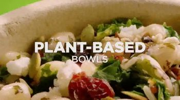Healthy Choice Plant-Based Power Bowls TV Spot, 'White Bean & Feta Salad' - Thumbnail 3