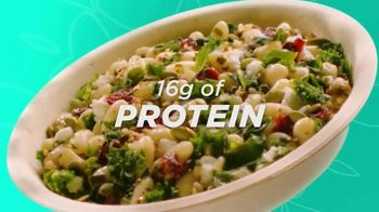 Healthy Choice Plant-Based Power Bowls TV Spot, 'White Bean & Feta Salad' - Thumbnail 4