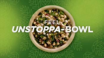 Healthy Choice Plant-Based Power Bowls TV Spot, \'White Bean & Feta Salad\'