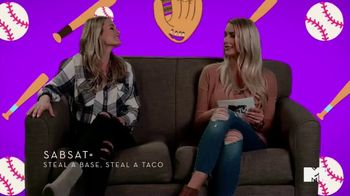 Taco Bell Steal a Base, Steal a Taco TV Spot, 'Baseball Talk' - 10 commercial airings