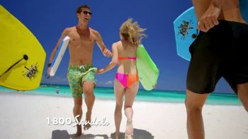 Sandals Resorts TV Spot, 'Whatever You Want'