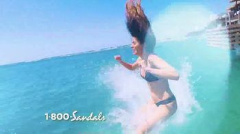 Sandals Resorts TV Spot, 'Whatever You Want' - Thumbnail 4