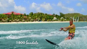 Sandals Resorts TV Spot, 'Whatever You Want' - Thumbnail 5
