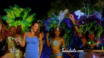 Sandals Resorts TV Spot, 'Whatever You Want' - Thumbnail 9