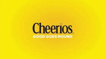 Maple Cheerios TV Spot, 'Good Goes Around: Reduced Heart Disease Risk' - Thumbnail 8