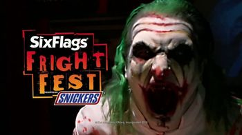 Six Flags Fright Fest TV Spot, '2019 Season Pass'