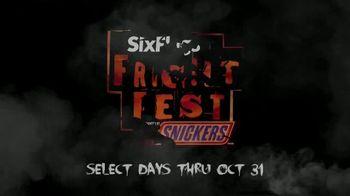 Six Flags Fright Fest TV Spot, '2019 Season Pass' - Thumbnail 10