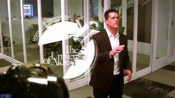 The University of Akron TV Spot, 'National Museum of Psychology' Featuring Matt Kaulig