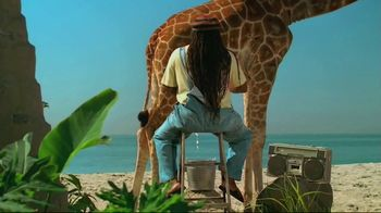Skittles TV Spot, 'Milking a Giraffe' - 13312 commercial airings