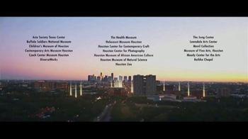 Houston Museum District TV Spot, 'Celebrate Many Cultures' - Thumbnail 3