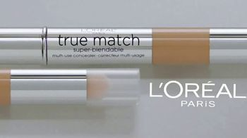 L'Oreal Paris True Match Concealer TV Spot, 'True to You'