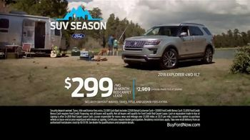 Ford SUV Season TV Spot, 'Trout' [T2] - Thumbnail 8