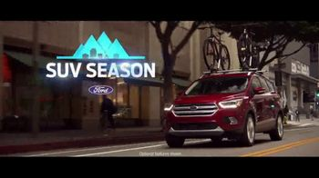 Ford SUV Season TV Spot, 'Trout' [T2] - Thumbnail 2