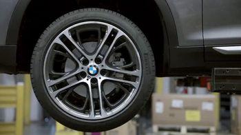 2018 BMW X5 TV Spot, 'Perfect Sense: Break Ground' [T2] - Thumbnail 4