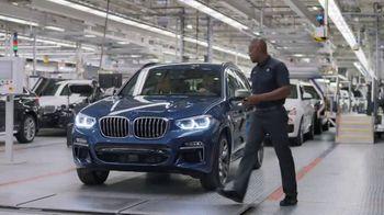 2018 BMW X5 TV Spot, 'Perfect Sense: Break Ground' [T2] - Thumbnail 6