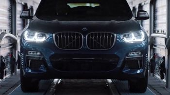 2018 BMW X5 TV Spot, 'Perfect Sense: Break Ground' [T2] - Thumbnail 8