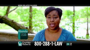 Crumley Roberts TV Spot, 'Rhonda'