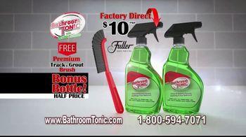 Fuller Bathroom Tonic With Scum Guard TV Spot, 'Stays Cleaner Longer' - Thumbnail 10