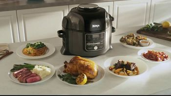 Ninja Foodi TV Spot, 'The Best of Pressure Cooking and Air Frying'