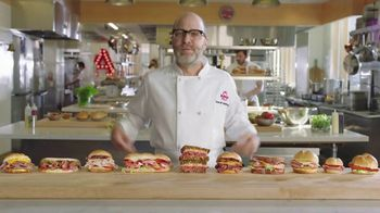 Arby's Deep Fried Turkey Sandwiches TV Spot, 'For Now' Featuring H. Jon Benjamin - Thumbnail 10
