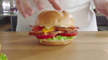 Arby's Deep Fried Turkey Sandwiches TV Spot, 'For Now' Featuring H. Jon Benjamin - Thumbnail 2