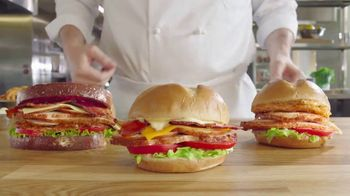 Arby's Deep Fried Turkey Sandwiches TV Spot, 'For Now' Featuring H. Jon Benjamin - Thumbnail 5