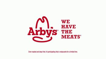 Arby's Deep Fried Turkey Sandwiches TV Spot, 'For Now' Featuring H. Jon Benjamin - Thumbnail 9