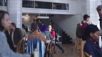Bose Noise Cancelling TV Spot, 'Focus. On. Café' Song by Nosaj Thing - Thumbnail 2