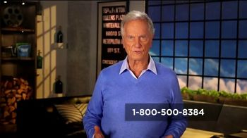 Relief Factor Quickstart TV Spot, 'A Real Problem' Featuring Pat Boone - 57 commercial airings