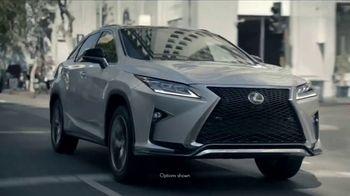 2018 Lexus RX 350 TV Spot, 'To Err Is Human' [T2] - Thumbnail 5